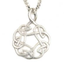Scottish Knot Pendant